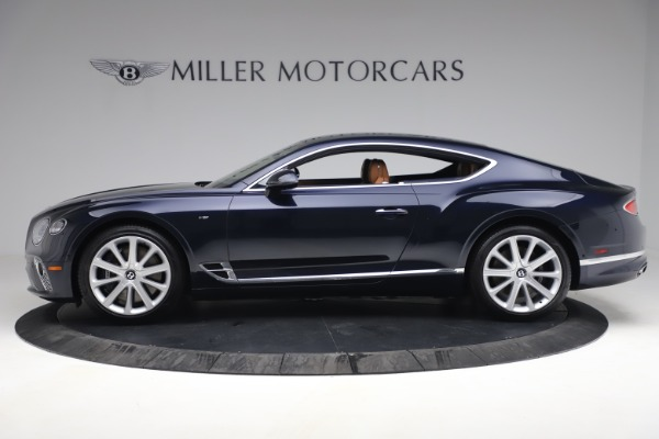 Used 2020 Bentley Continental GT V8 for sale Sold at Pagani of Greenwich in Greenwich CT 06830 3