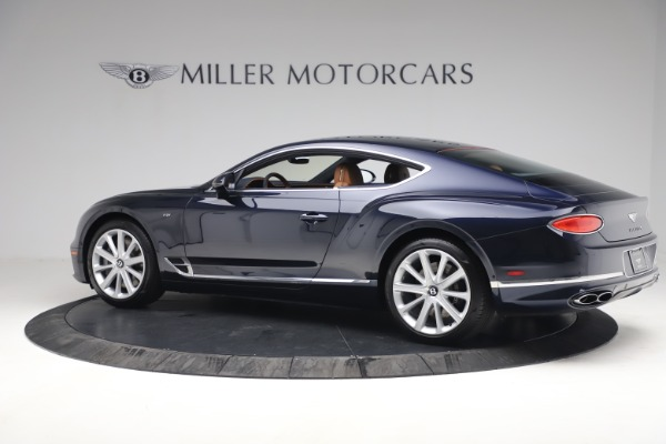 Used 2020 Bentley Continental GT V8 for sale Sold at Pagani of Greenwich in Greenwich CT 06830 4