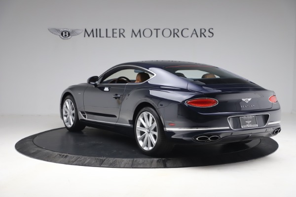 Used 2020 Bentley Continental GT V8 for sale Sold at Pagani of Greenwich in Greenwich CT 06830 5