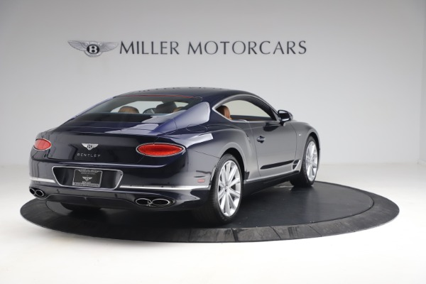Used 2020 Bentley Continental GT V8 for sale Sold at Pagani of Greenwich in Greenwich CT 06830 7