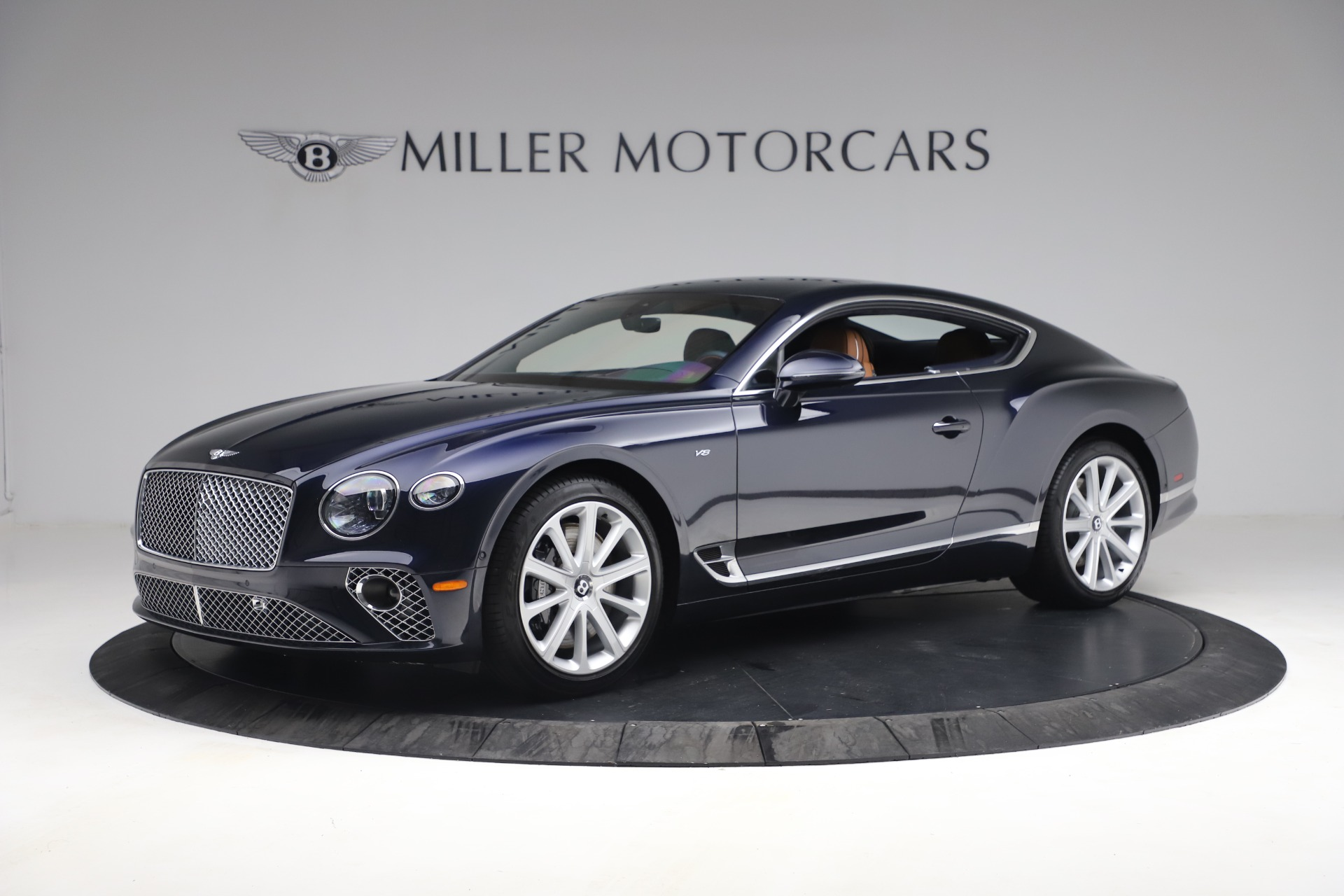 Used 2020 Bentley Continental GT V8 for sale Sold at Pagani of Greenwich in Greenwich CT 06830 1