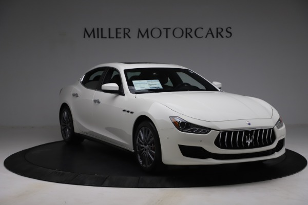 New 2021 Maserati Ghibli SQ4 for sale $85,804 at Pagani of Greenwich in Greenwich CT 06830 12
