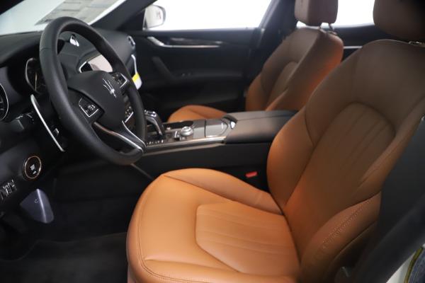 New 2021 Maserati Ghibli SQ4 for sale $85,804 at Pagani of Greenwich in Greenwich CT 06830 15