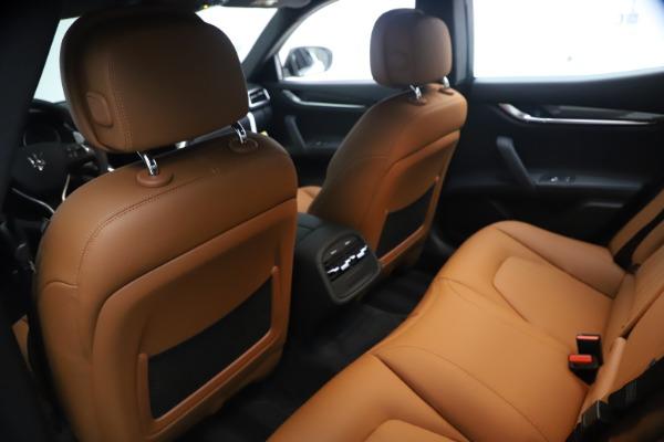 New 2021 Maserati Ghibli SQ4 for sale $85,804 at Pagani of Greenwich in Greenwich CT 06830 19