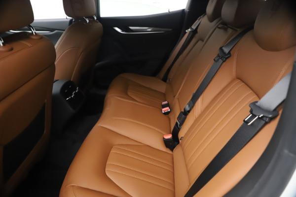 New 2021 Maserati Ghibli SQ4 for sale $85,804 at Pagani of Greenwich in Greenwich CT 06830 20