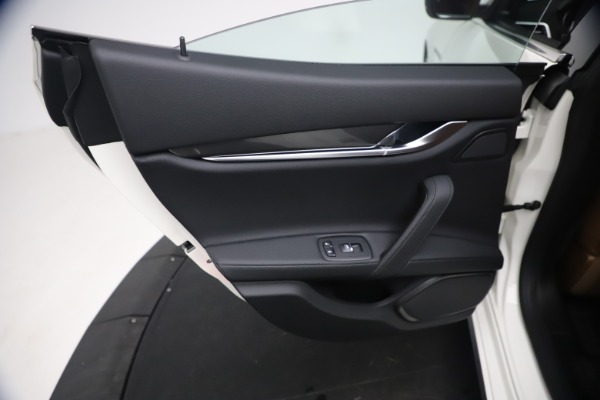 New 2021 Maserati Ghibli SQ4 for sale $85,804 at Pagani of Greenwich in Greenwich CT 06830 22