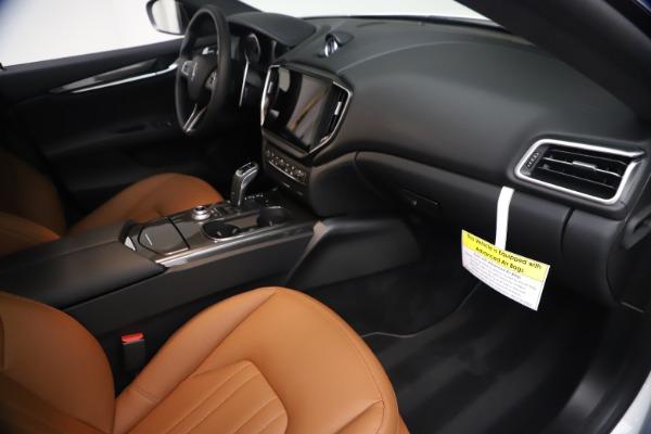 New 2021 Maserati Ghibli SQ4 for sale $85,804 at Pagani of Greenwich in Greenwich CT 06830 23