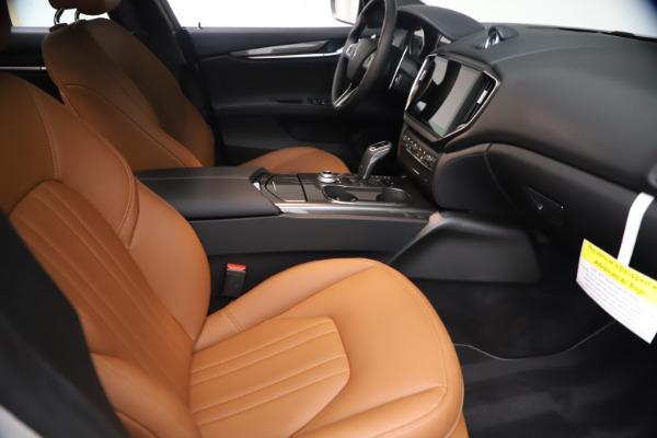 New 2021 Maserati Ghibli SQ4 for sale $85,804 at Pagani of Greenwich in Greenwich CT 06830 24
