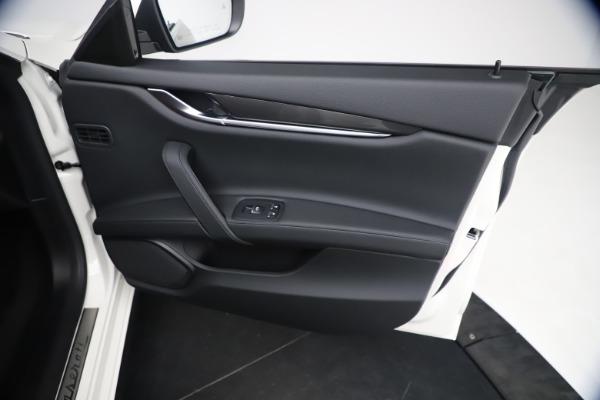 New 2021 Maserati Ghibli SQ4 for sale $85,804 at Pagani of Greenwich in Greenwich CT 06830 25