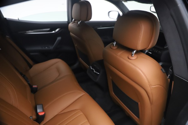 New 2021 Maserati Ghibli SQ4 for sale $85,804 at Pagani of Greenwich in Greenwich CT 06830 26