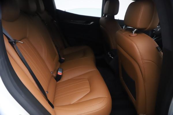 New 2021 Maserati Ghibli SQ4 for sale $85,804 at Pagani of Greenwich in Greenwich CT 06830 27