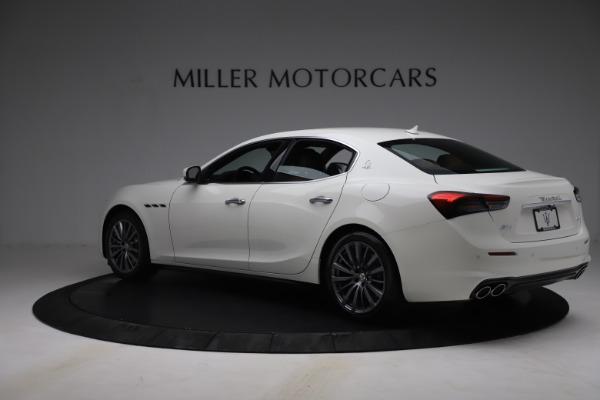 New 2021 Maserati Ghibli SQ4 for sale $85,804 at Pagani of Greenwich in Greenwich CT 06830 4