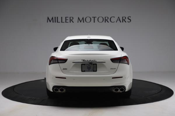 New 2021 Maserati Ghibli SQ4 for sale $85,804 at Pagani of Greenwich in Greenwich CT 06830 6