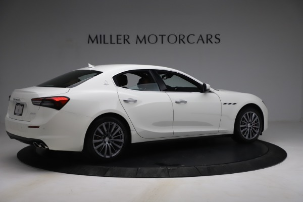 New 2021 Maserati Ghibli SQ4 for sale $85,804 at Pagani of Greenwich in Greenwich CT 06830 8