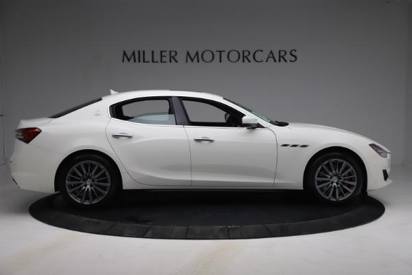 New 2021 Maserati Ghibli SQ4 for sale $85,804 at Pagani of Greenwich in Greenwich CT 06830 9