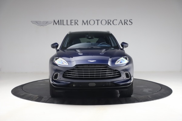 New 2021 Aston Martin DBX for sale $195,786 at Pagani of Greenwich in Greenwich CT 06830 11