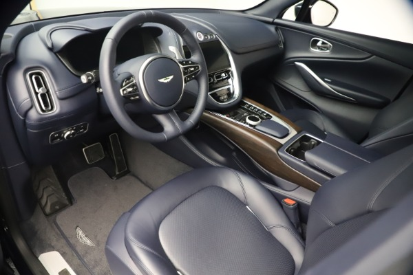 New 2021 Aston Martin DBX for sale $195,786 at Pagani of Greenwich in Greenwich CT 06830 13