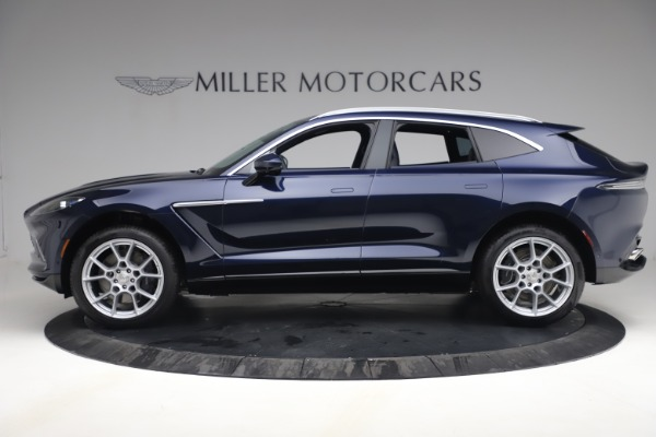 New 2021 Aston Martin DBX for sale $195,786 at Pagani of Greenwich in Greenwich CT 06830 2