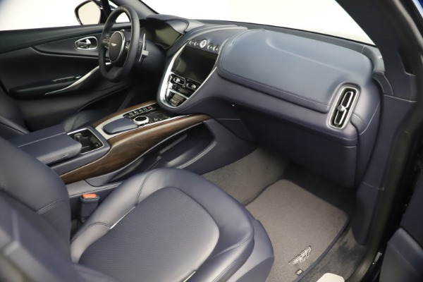New 2021 Aston Martin DBX for sale $195,786 at Pagani of Greenwich in Greenwich CT 06830 20