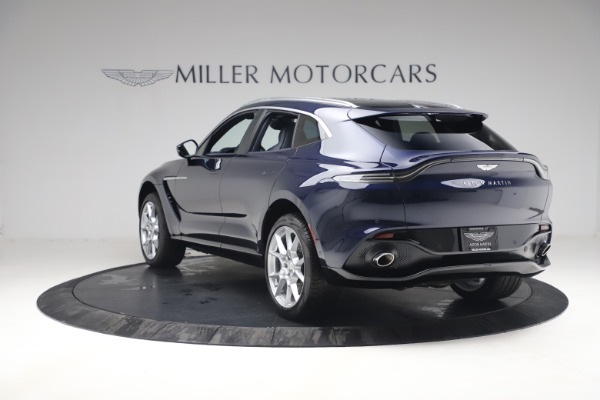 New 2021 Aston Martin DBX for sale $195,786 at Pagani of Greenwich in Greenwich CT 06830 4