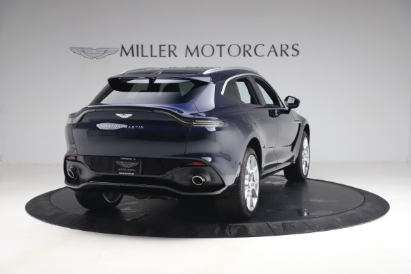 New 2021 Aston Martin DBX for sale $195,786 at Pagani of Greenwich in Greenwich CT 06830 6