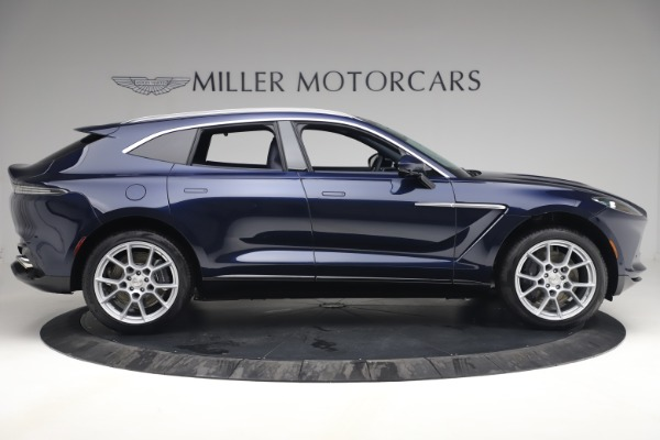 New 2021 Aston Martin DBX for sale $195,786 at Pagani of Greenwich in Greenwich CT 06830 8