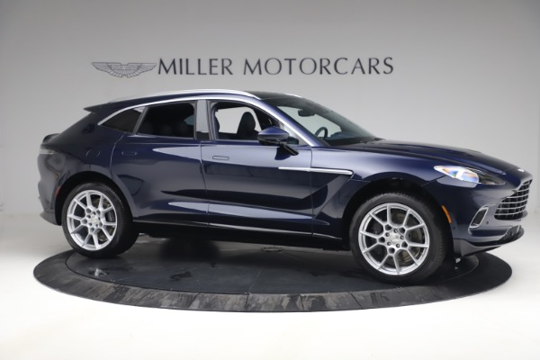New 2021 Aston Martin DBX for sale $195,786 at Pagani of Greenwich in Greenwich CT 06830 9