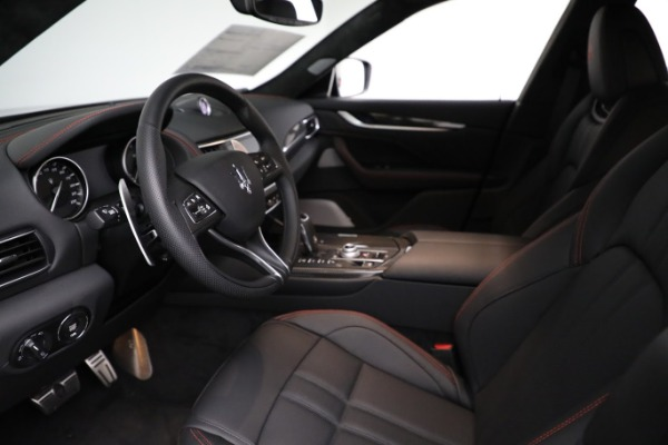 New 2021 Maserati Levante GTS for sale $138,385 at Pagani of Greenwich in Greenwich CT 06830 14