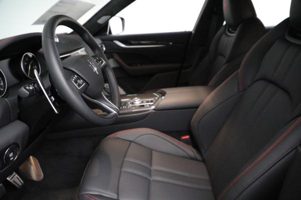 New 2021 Maserati Levante GTS for sale $138,385 at Pagani of Greenwich in Greenwich CT 06830 15