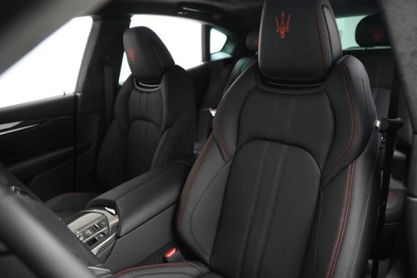 New 2021 Maserati Levante GTS for sale $138,385 at Pagani of Greenwich in Greenwich CT 06830 16