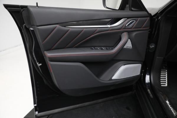 New 2021 Maserati Levante GTS for sale $138,385 at Pagani of Greenwich in Greenwich CT 06830 17