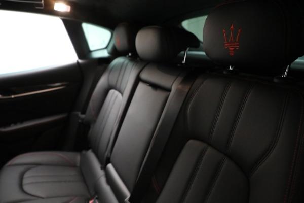 New 2021 Maserati Levante GTS for sale $138,385 at Pagani of Greenwich in Greenwich CT 06830 18