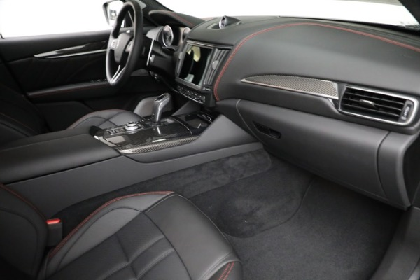 New 2021 Maserati Levante GTS for sale $138,385 at Pagani of Greenwich in Greenwich CT 06830 20