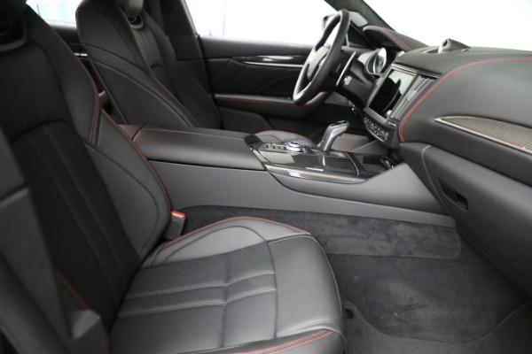 New 2021 Maserati Levante GTS for sale $138,385 at Pagani of Greenwich in Greenwich CT 06830 21