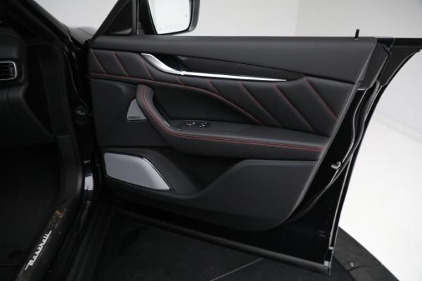New 2021 Maserati Levante GTS for sale $138,385 at Pagani of Greenwich in Greenwich CT 06830 22