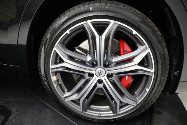 New 2021 Maserati Levante GTS for sale $138,385 at Pagani of Greenwich in Greenwich CT 06830 24