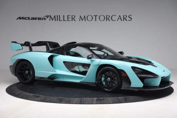 Used 2019 McLaren Senna for sale Sold at Pagani of Greenwich in Greenwich CT 06830 10