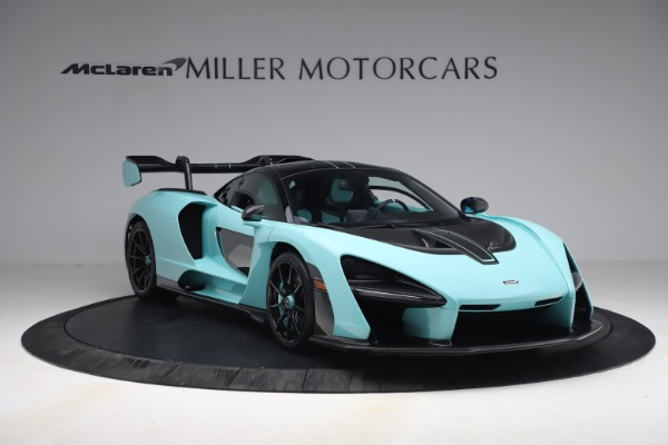 Used 2019 McLaren Senna for sale Sold at Pagani of Greenwich in Greenwich CT 06830 11