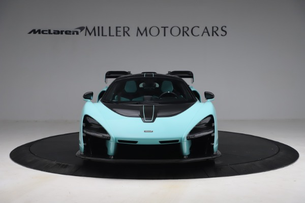 Used 2019 McLaren Senna for sale Sold at Pagani of Greenwich in Greenwich CT 06830 12
