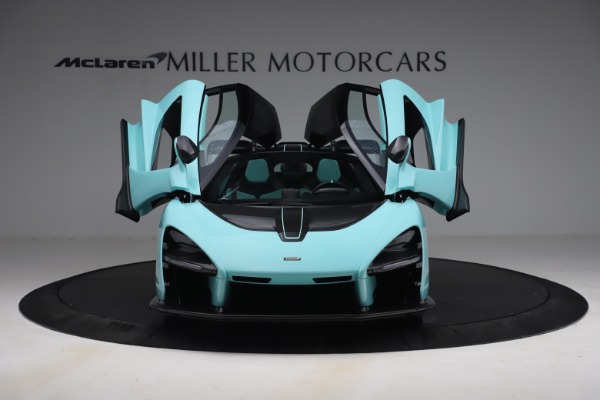 Used 2019 McLaren Senna for sale Sold at Pagani of Greenwich in Greenwich CT 06830 13