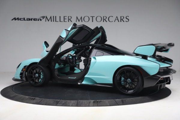 Used 2019 McLaren Senna for sale Sold at Pagani of Greenwich in Greenwich CT 06830 17