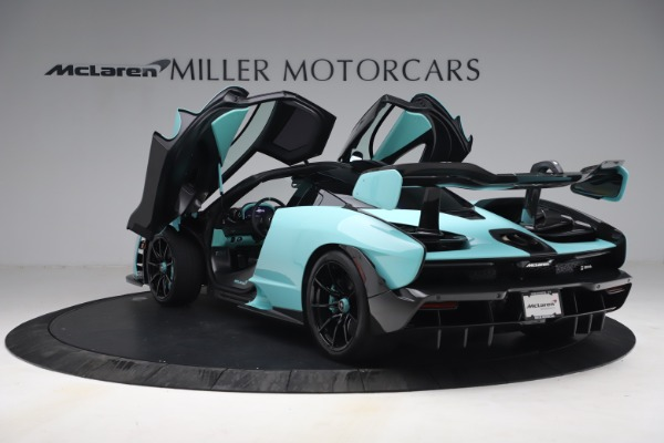 Used 2019 McLaren Senna for sale Sold at Pagani of Greenwich in Greenwich CT 06830 18