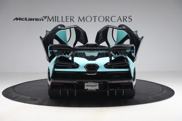 Used 2019 McLaren Senna for sale Sold at Pagani of Greenwich in Greenwich CT 06830 19
