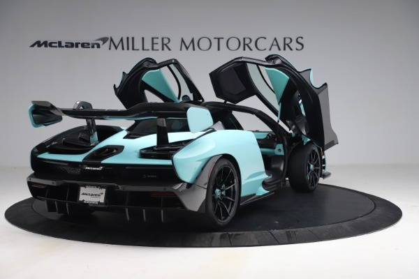 Used 2019 McLaren Senna for sale Sold at Pagani of Greenwich in Greenwich CT 06830 20
