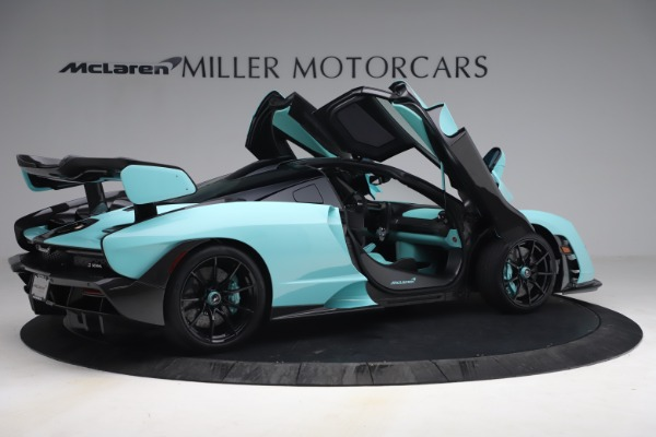 Used 2019 McLaren Senna for sale Sold at Pagani of Greenwich in Greenwich CT 06830 21
