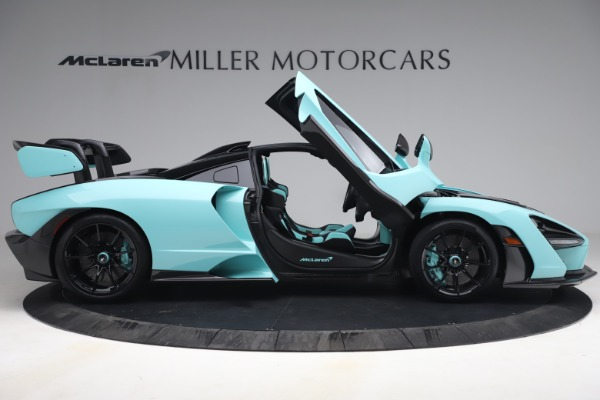 Used 2019 McLaren Senna for sale Sold at Pagani of Greenwich in Greenwich CT 06830 22