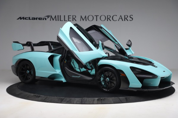 Used 2019 McLaren Senna for sale Sold at Pagani of Greenwich in Greenwich CT 06830 23
