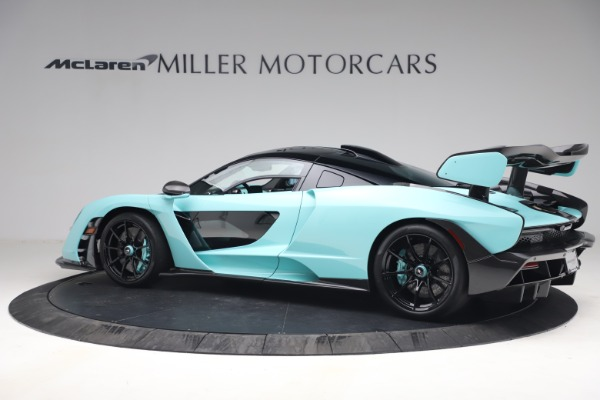 Used 2019 McLaren Senna for sale Sold at Pagani of Greenwich in Greenwich CT 06830 4
