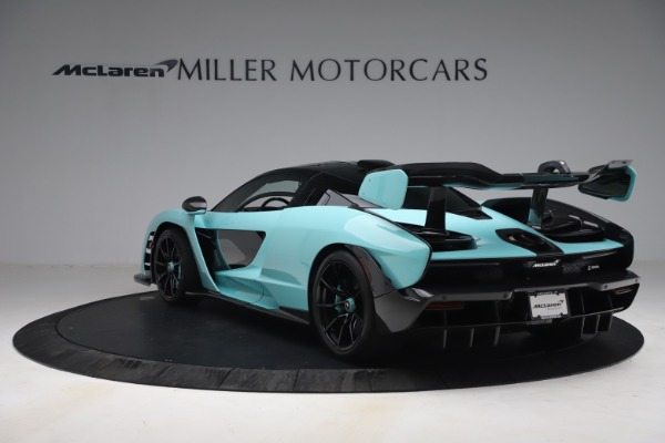 Used 2019 McLaren Senna for sale Sold at Pagani of Greenwich in Greenwich CT 06830 5