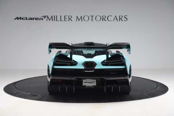 Used 2019 McLaren Senna for sale Sold at Pagani of Greenwich in Greenwich CT 06830 6